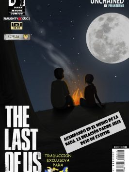The Last of US - Ellie Unchained 1 1