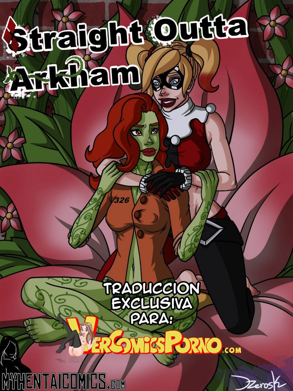 Straight Outta Arkham 4