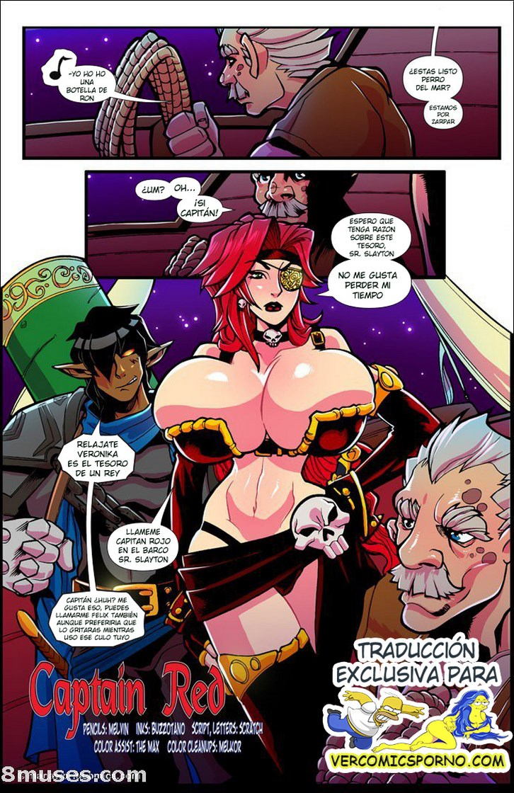 Manaworld 8 Captain Red 4