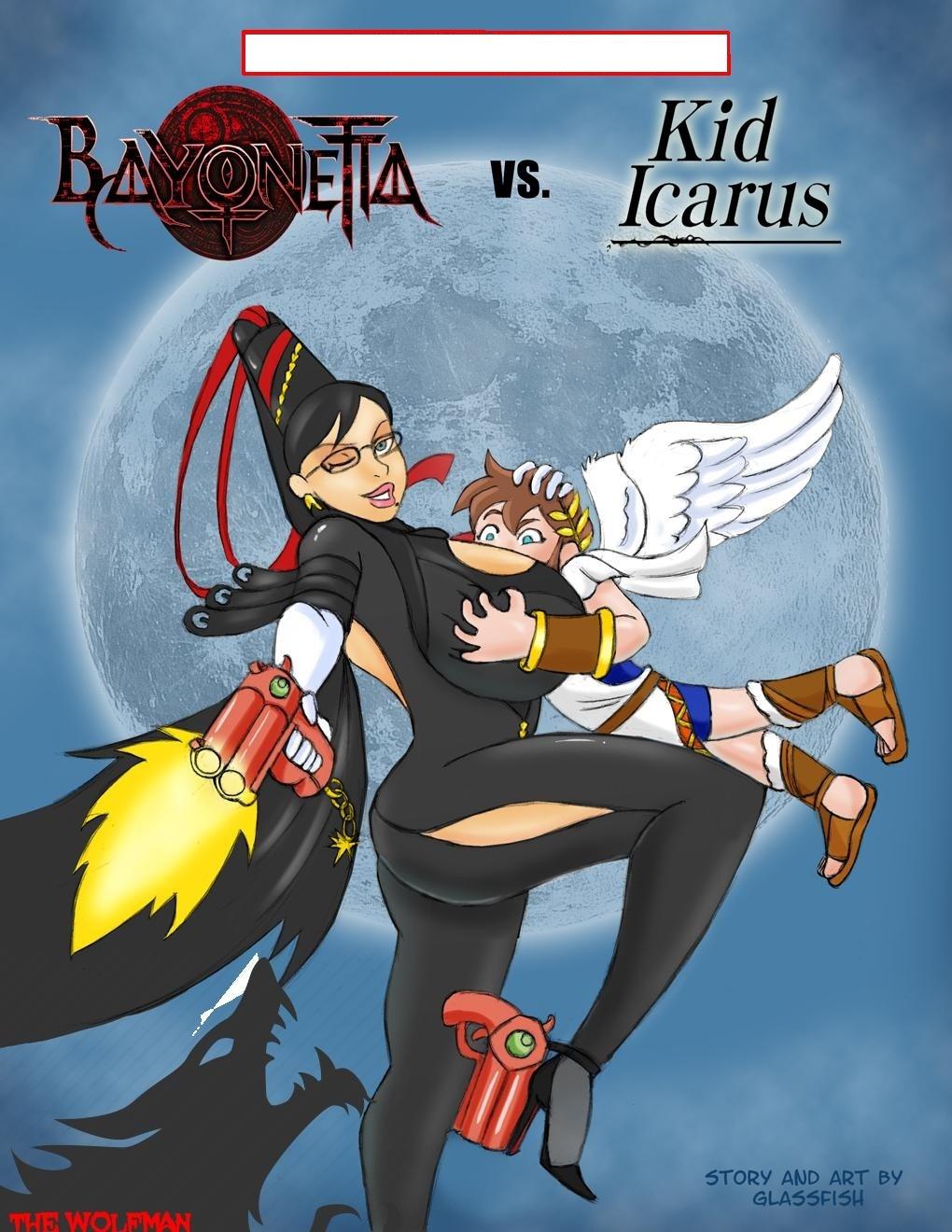 Bayonetta vs Kid Ikarus 4