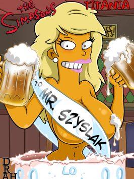 The Simpson - Titania 1