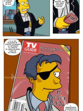 The Simpson - Titania 5