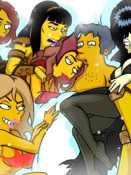 The Simpson - Titania 17