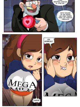 Gravity Falls - Un Verano de Placer 51