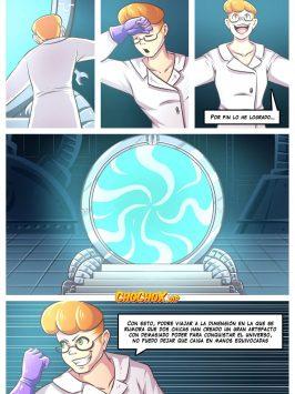 Dexter Laboratory-Entre Dimensiones 2