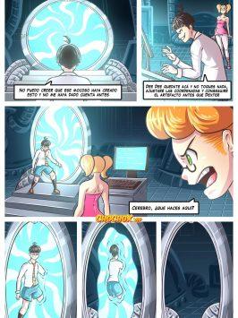 Dexter Laboratory-Entre Dimensiones 8