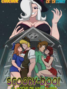 Scooby Doo La Noche De Halloween 1